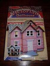 Melissa & Doug Heirloom Victorian DOLL HOUSE