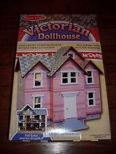 Melissa & Doug Heirloom Victorian Doll House