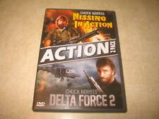 Missing in Action/Delta Force 2 (DVD, 2010) - Chuck Norris