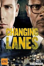 Changing Lanes (DVD, 2003) VGC Pre-owned (D108)