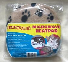 More details for snugglesafe microwave heatpad for small pets