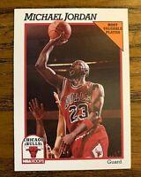 1991 Hopps #30 Michael Jordan - Bulls