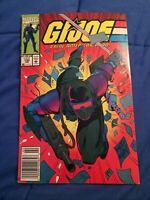 GI Joe: A Real America Hero #133 Classic Snake Eyes Cover Newsstand [Marvel]