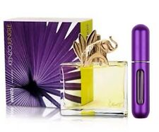 Kenzo Jungle ( L'elephant ) Eau de Perfum for Her 5ml Refilable Spray + Pouch