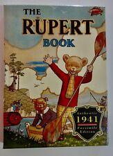 RUPERT BEAR 1941  LIMITED EDITION FACSIMILE 1941  ANNUAL SHRINK WRAP SEALED