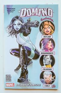 Domino Vol. 2 Soldier of Fortune Marvel Graphic Novel Comic Book