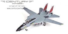 Century Wings CW001615 F-14D Tomcat VF-31 Tomcatters AJ101 U.S. NAVY En parfait état, dans sa boîte