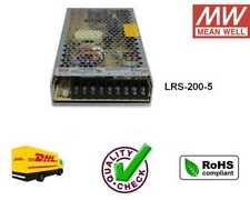 LED Sign Board Power Supply Mean Well LRS 200-5