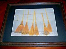 Patricia A. Blum Pastel Original Painting 2012 Pa Artist - Got Dirt