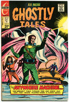 GHOSTLY TALES #107, VF+, Wally Wood, Steve Ditko, 1966 1973, more Charlton in st