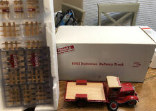 1933 Budweiser Delivery Truck mint 1:24 Scale Danbury Mint Excellent Condition!