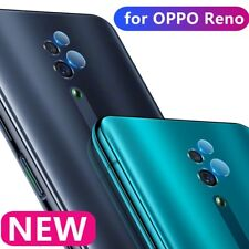 OPPO Reno Mobile Phone Rear Camera Lens Protector Glass Screen Plastic 9H