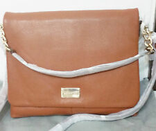 Oroton Leather MEYER CROSS OVER HAND BAG BRAND NEW WITH TAGS TAN