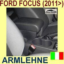 FORD FOCUS (2011>) - Mittelarmlehne mit Ablagefach horizontal verstellbar für