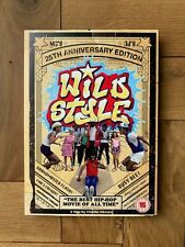 Wild Style 25th Anniversary Edition The Movie DVD