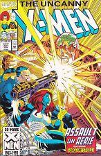 UNCANNY X-MEN #301 303 305 307 308 309 & 310 / FORGE JUBILEE EXODUS CABLE