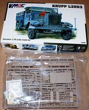 Krupp l3h63 Mac 1/72 (plastic resin// ätzteile)