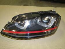 Original VW Golf VII 5G GTI Xenonscheinwerfer links A29854 5g1941033a
