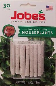 Jobe's Fertilizer Spikes, 30/Pk