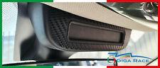 adesivi auto alfa romeo giulietta display cinture sicurezza decal carbon look