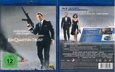 James Bond 007: EIN QUANTUM TROST --- Blu-ray --- Daniel Craig ---