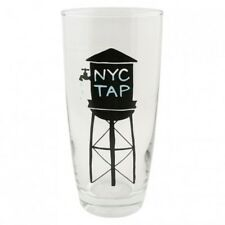 NYC Tap Water Glass x 4 (18 oz. each)