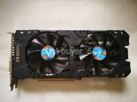YESTON AMD Radeon RX570 4GB GDDR5 PCI-E Video Card DP DVI HDMI