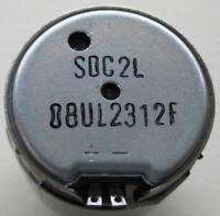 BLAUPUNKT Radio Motor Kassetten Laufwerk SDC2L 08UL2312F Ersatzteil 8619000675 S
