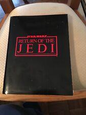 Return of the Jedi — Star Wars Press Kit 1983 Rare