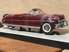 1952 Hudson Hornet Convertible, Hwy 61 1:18 Scale Diecast Model Car
