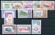 BRITISCH HONDURAS 1953 141-152 ** POSTFRISCH SATZ 135€(K9036