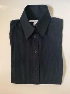 Karl Lagerfeld for H&M  Black Shirt Size 38