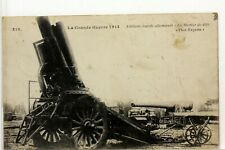 CPA France the Big Guerre World WW1 1914 14/18 Postcard 6168