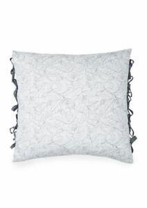 Croscill Lucine European Pillow Sham in Ivory/Blue
