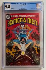 Omega Men #3 1st Lobo app CGC 9.8 Keith Giffen 1983 🔥 Perfect for SS