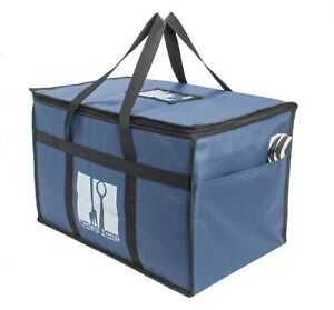 Perfect Temp - Extra Large Insulated Food Delivery Bag Catering Grocery Picnic