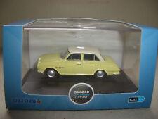 Oxford 76FB005 FB005 1/76 OO Scale Vauxhall FB Victor Alaska White / Primrose