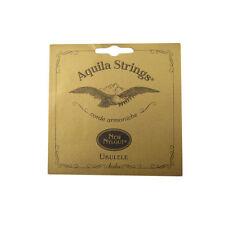 UKULELE STRINGS AQUILA NYLGUT BARITONE TUNING - DGBE LOW D - 21U SUPERIOR SOUND