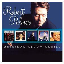 ROBERT PALMER ORIGINAL ALBUM SERIES 5 CD NEW