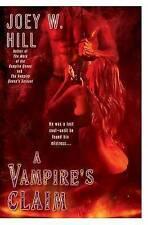 A Vampire's Claim by Joey W Hill (Paperback / softback)