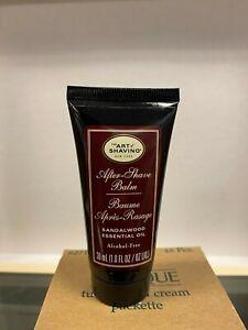"The Art of Shaving After Shave Balm ""Sandalwood Essential Oil"""