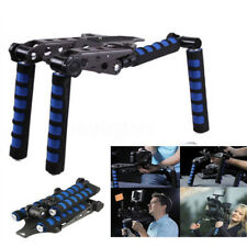 for DSLR DV Video Camera Handy Rig Shoulder Mount Steady Support Stabilizer Kit