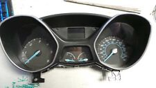 Ford focus diesel instrument cluster speedo clocks BM5T-10849-DN 2011-2014 107k