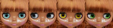 """12"""" Neo Blythe Doll Dark Skin Nude Doll from Factory Special Body J66002 +Gift"""