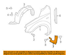KIA OEM 10-13 Forte-Mud Flap Splash Guard 1MF46AC000