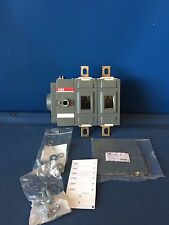 (NEW) ABB OTDC 250UO2S DISCONNECT SWITCH 250A 1000VDC 2P