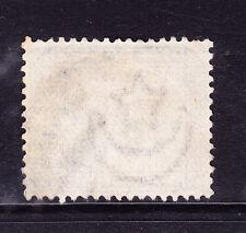 Egypte 1879 SG44w 5pa filigrane inversé-fine utilisé. catalogue 100 £