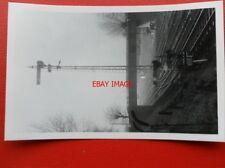 PHOTO  LSWR SIGNAL - DOWN  STARTER  SIGNAL WALLINGTON 24/11/57