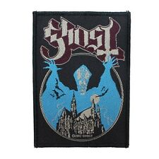 "Album Art ""Ghost"" BC Opus Eponymous Patch Metal Band Fan Jacket Sew-On Applique"