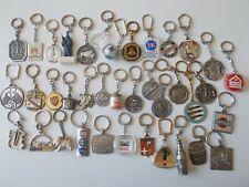 lot de 48 anciens porte-clés (2 photos)